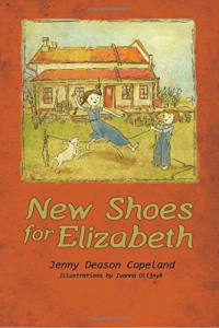 New Shoes for Elizabeth