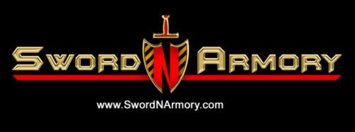 Company Logo For Sword n Armory'