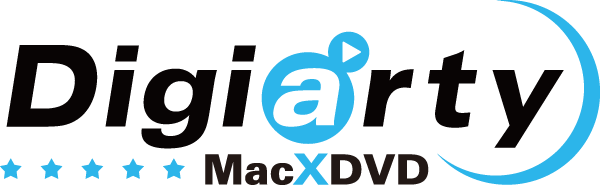 MacXDVD Software Logo