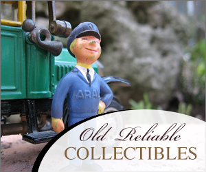 OldReliableCollectibles.com Logo