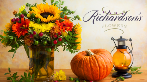 Thanksgiving Flowers'