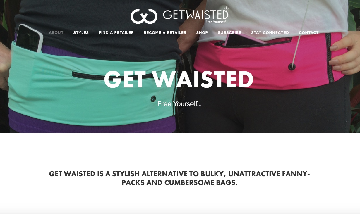 Get Waisted Home Page