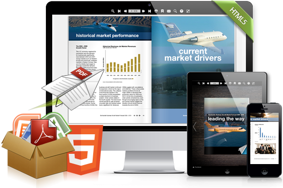 FlipHTML5 Digital Publishing Solution