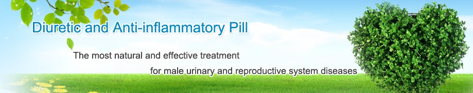 Diuretic and Anti-inflammatory Pill