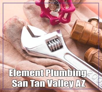 Company Logo For Element Plumbing San Tan Valley'