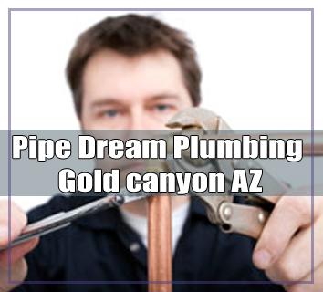 Company Logo For Pipe Dream Plumbing Gold canyon AZ'