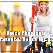 Company Logo For Quick Plumbing Paradise Valley Inc'