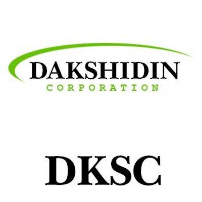 Company Logo For Dakshidin Corp. (DKSC)'
