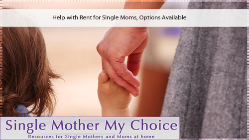 Help With Rent For Single Moms'