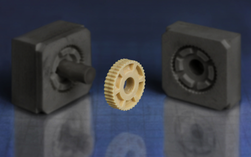 3D-printed injection moulds'