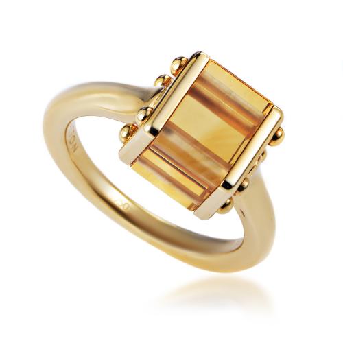 Louis Vuitton Citrine Ring'