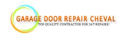 Company Logo For Garage Door Repair Cheval'