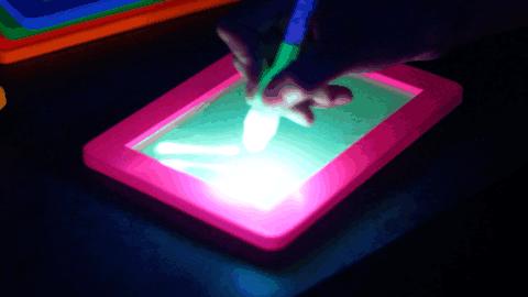 Glowry Board'