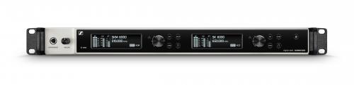 Sennheiser's forthcoming Digital 6000 wireless mic'