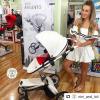 Baby stroller'