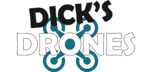 Company Logo For DicksDrones.com'