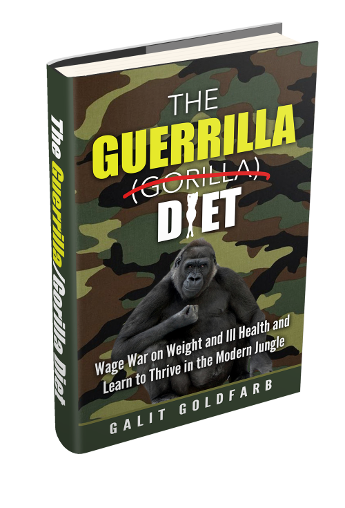 The Guerrilla Diet and Lifestyle Program by Galit Gold'