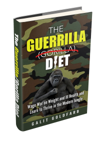 The Guerrilla Diet and Lifestyle Program by Galit Gold