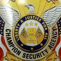 Champion Security Agency Logo