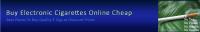 Buy Electronic Cigarettes Online Logo