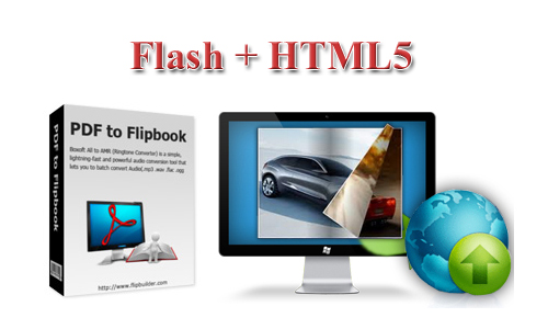 FlipHTML5 PDF to Flipbook Software'