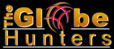 Logo for The Globe Hunters'