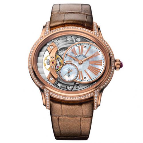 Millenary HandWound Watch by Audemars Piguet'