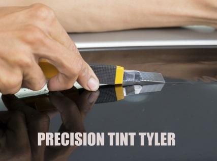 Company Logo For Precision Tint Tyler'