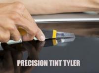 Precision Tint Tyler Logo