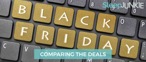 Sleep Junkie Compares Black Friday Deals on Mattresses for 2'