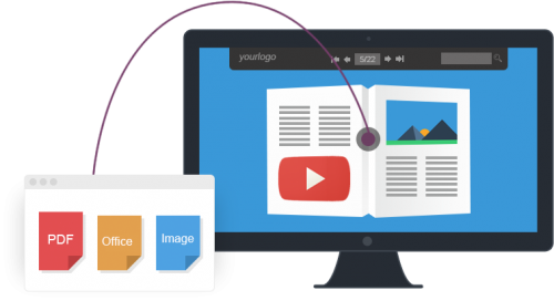 FlipHTML5-Create Flipbook from PDF'