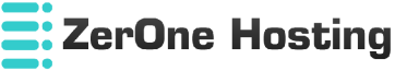 Company Logo For ZerOne Hosting'