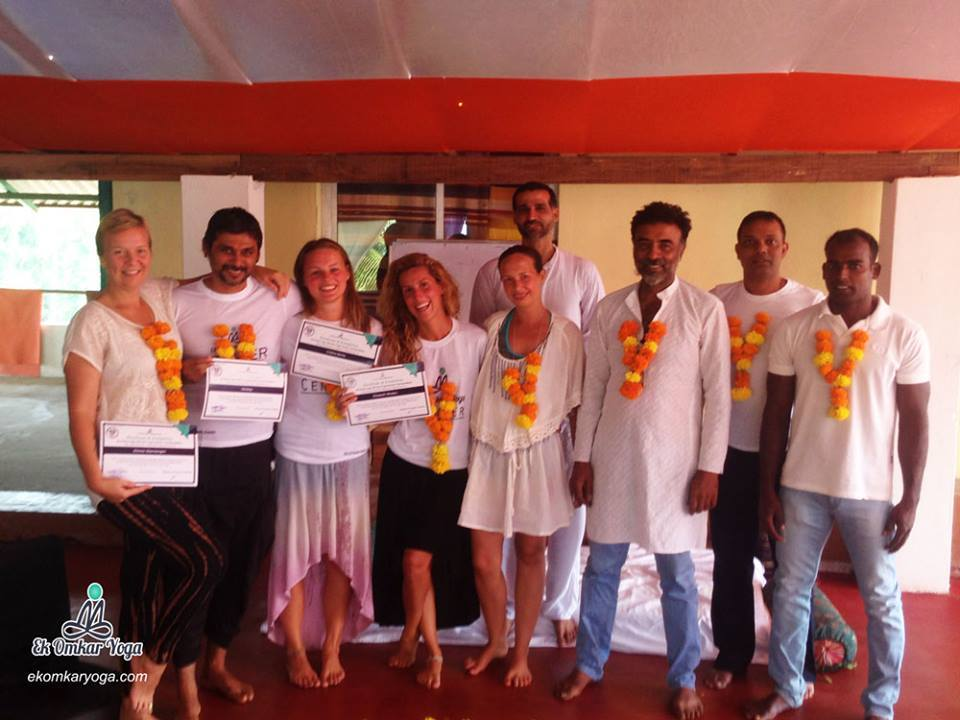 Ashtanga Teacher Training Course Rishikesh