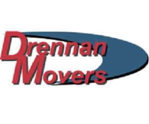 Company Logo For Drennan Movers'
