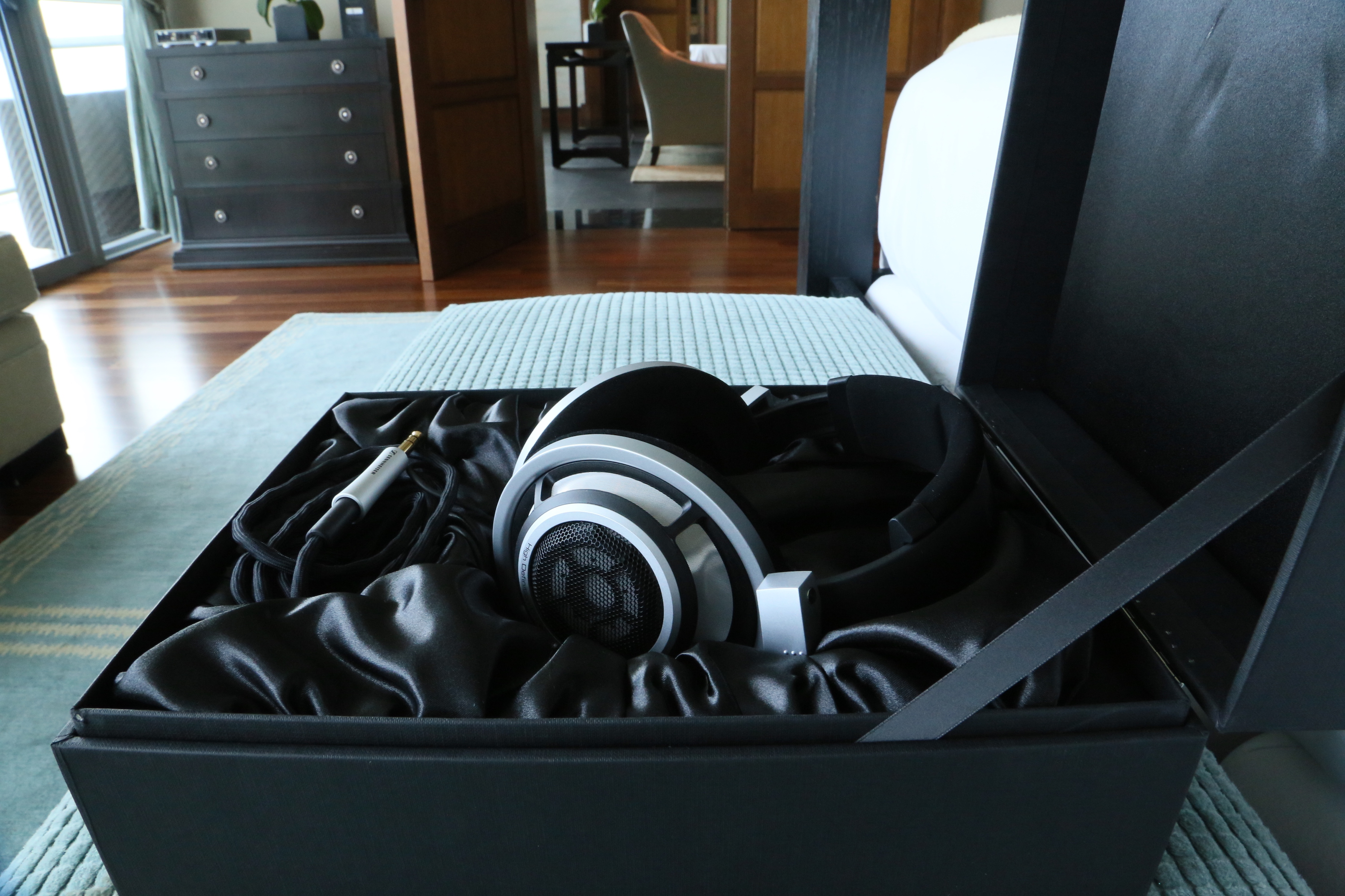 Sennheiser brings high-end listening experience to The Setai