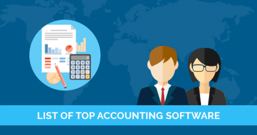 List of Top Accounting Software'