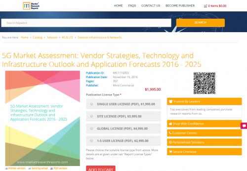 5G Market Assessment: Vendor Strategies'