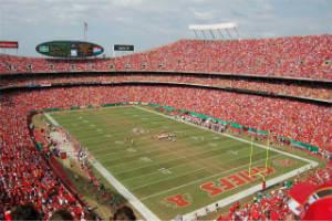 Kansas City Chiefs Arrowhead Stadium Tickets'
