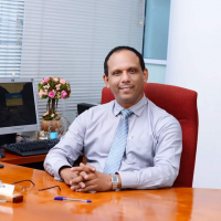 Mr. Delvin Pereira, Deputy General Manager – Consu
