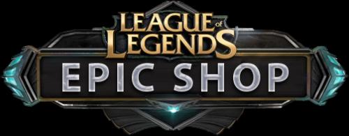 Company Logo For League of Legends Epic Shop'
