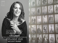 Casting director Marci Liroff added to the Arclight wall