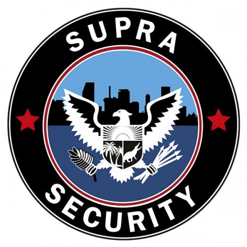 Company Logo For Supra Security'
