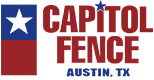 Capitol Fence of Austin Logo