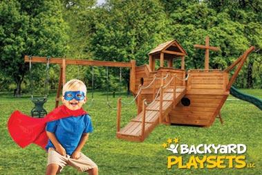 Backyard Playsets'