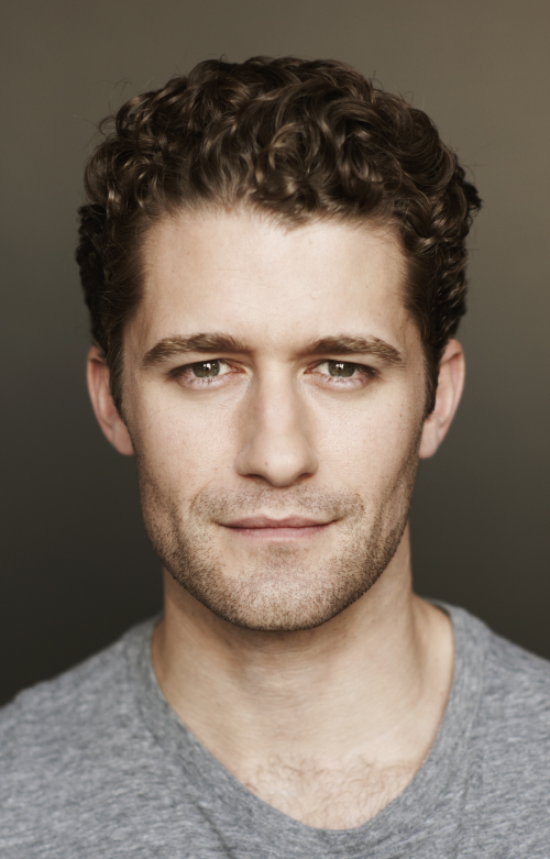 Matthew Morrison at Kimmel Center December 17'