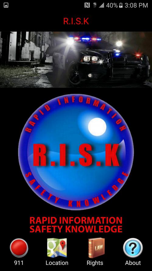 RISKv1 App - Cover'