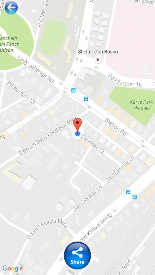 RISKv1 App - Location'