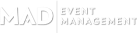Company Logo For MAD Event Management'