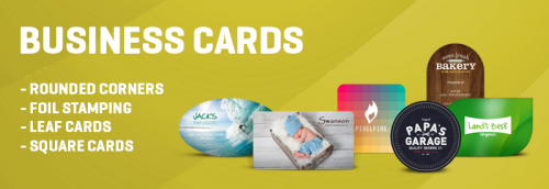 business card printing Los Angeles'