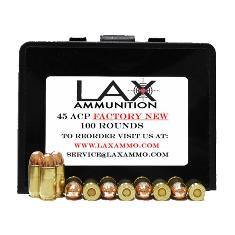 LAX Ammunition'